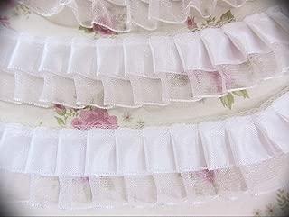 Best pleated ribbon trim wholesale Reviews