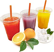Best clear plastic party cups with lids Reviews