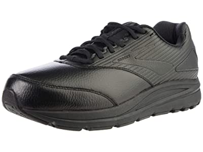 Brooks SINGLE SHOE Addiction Walker 2 (Black/Black) Men