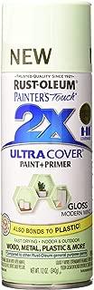 Rust-Oleum 329200 Painter's Touch Multi Purpose Spray Paint, 12 oz, Modern Mint