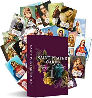 holy cards of saints
