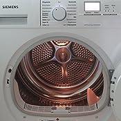 A+ 7 kg wei/ß EcoPlus Siemens  iQ700 WT44W5OL goldEdition W/ärmepumpentrockner SoftDry Trommelsystem Kondensator selbstreinigend