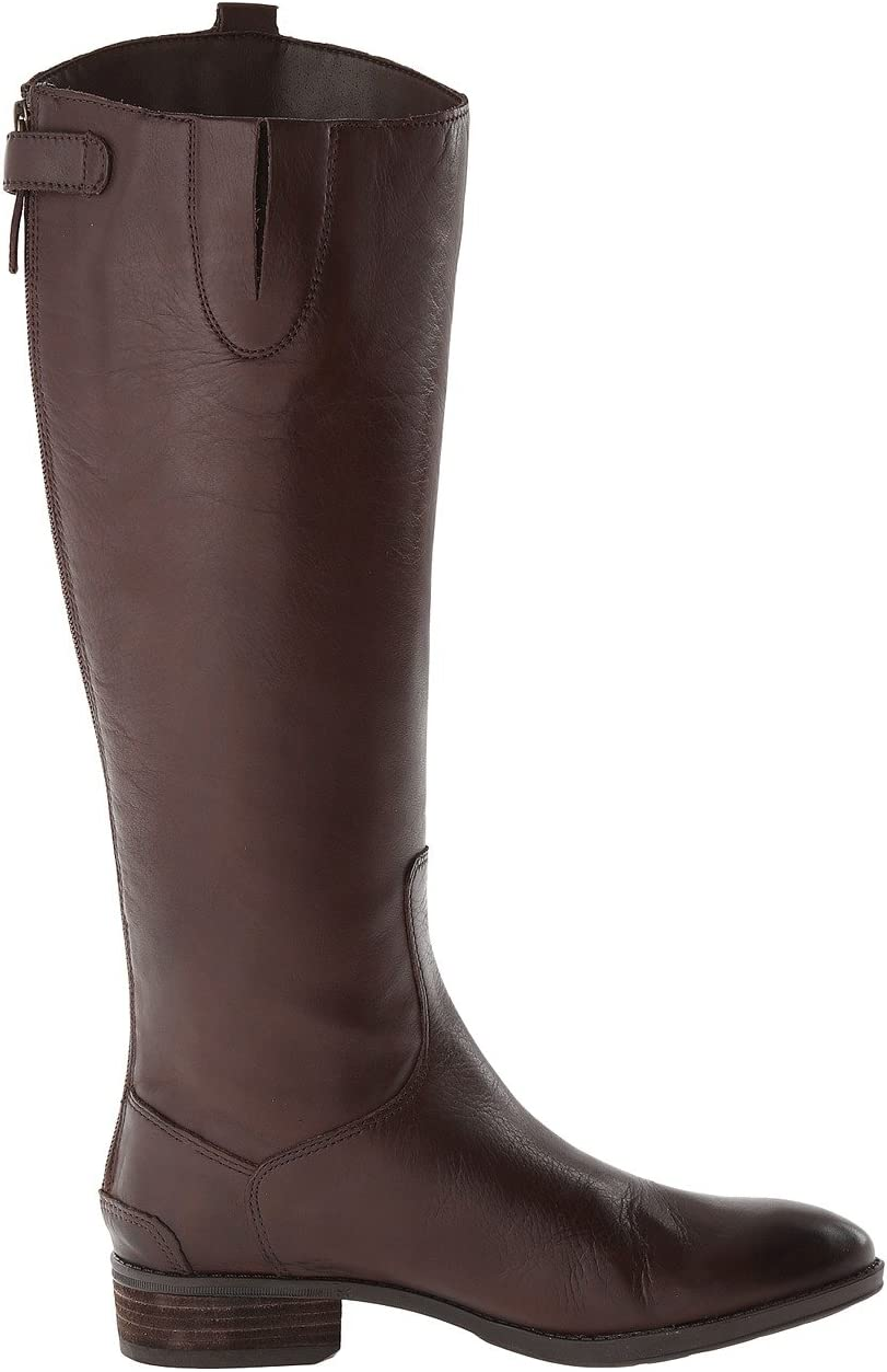 Sam Edelman Penny Leather Riding Boot | Women's shoes | 2020 Newest