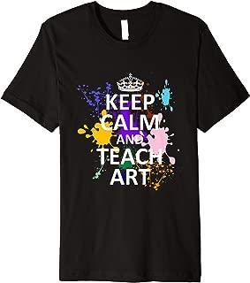 Best keep calm and teach art shirt Reviews