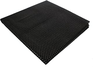 """DCT Heavy-Duty Safety Pad Mat, 24"""" x 48"""" Inch – Large Non-Slip Liner for Router, Sander, Bathroom Cabinet, Desk Drawer"""