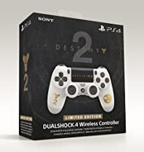 Playstation 4 PS4 Sony Controller Wireless Dualshock 4 V2 Destiny 2 Limited Edition