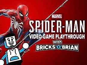 Clip: Spider-Man Video Game Playthrough with Bricks 'O' Brian!