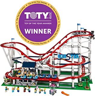 LEGO Creator Expert Roller Coaster 10261 Building Kit, 2019 (4124 Pieces) 6268179