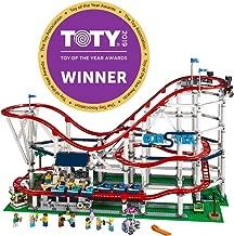 LEGO Creator Expert Roller Coaster 10261 Building Kit, 2019 (4124 Pieces)
