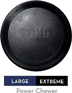 KONG - Extreme Flyer - Frisbee de Caucho para mandíbulas
