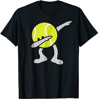 Funny Dabbing Tennis Ball T-Shirt