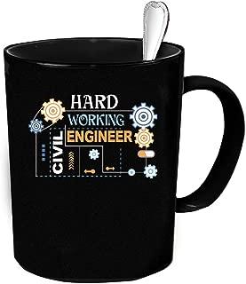 civil engineer coffee mug