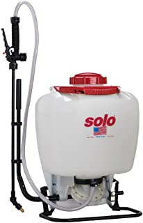 Solo 475-B-DELUXE Professional Diaphragm Pump Backpack...