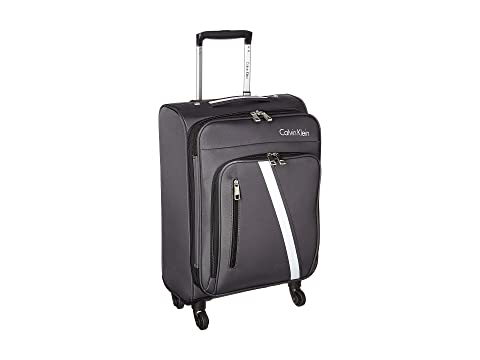 "CK-511 Crossbronx 19"" Upright Suitcase, CHARCOAL"