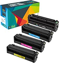 Do it Wiser Compatible Toner Cartridge Replacement for Samsung CLP-680 CLP-680ND CLP-680DW CLX-6260 CLX-6260FW CLX-6260ND ...