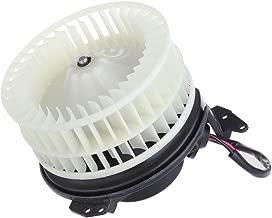 Scitoo ABS plastic Heater Blower Motor w/Fan HVAC Resistors Blowers Motors fit 1996-00 Chrysler Town/1996-00 Dodge Caravan/1996-00 Dodge Grand/1996-00 Plymouth Grand Voyager