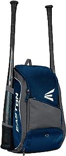 EASTON Game Ready Bat & Equipment Backpack Bag | Baseball Softball | 2019 | 2 Bat Pockets or for Water Bottles | Vented Ma...