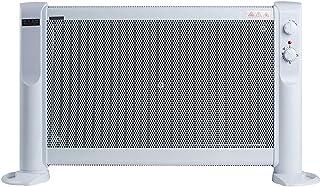 Radiador eléctrico MAHZONG Calentador de Fibra de Carbono, Ahorro de energía en el hogar, Calentamiento rápido, 2000W