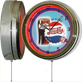 PEPSI Cola Big Big Glass 15