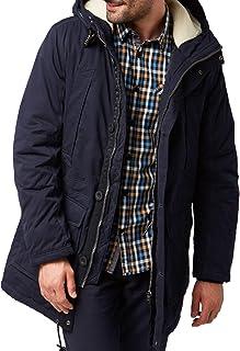 TOM TAILOR Men's Parka Long Sleeve Jacket