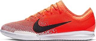 Nike Men's Vapor 12 Pro IC Soccer Shoes (Hyper Crimson/Black-White)