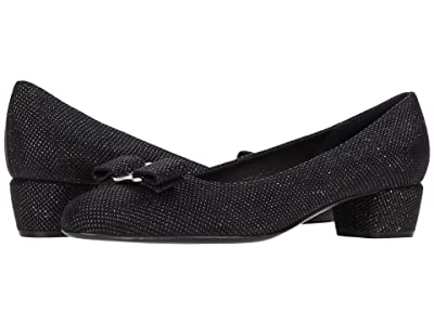 Salvatore Ferragamo Vara (Nero) Women