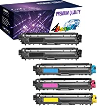 4Benefit 5 Pack Compatible Brother TN221/225 TN221 TN-221 Black Cyan Magenta Yellow Toner cartridge for Brother HL-3140CW,HL-3170CDW,MFC-9130CW,MFC-9330CDW,MFC-9340CDW