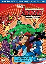 Marvel The Avengers: Earth's Mightiest Heroes! Volume 5