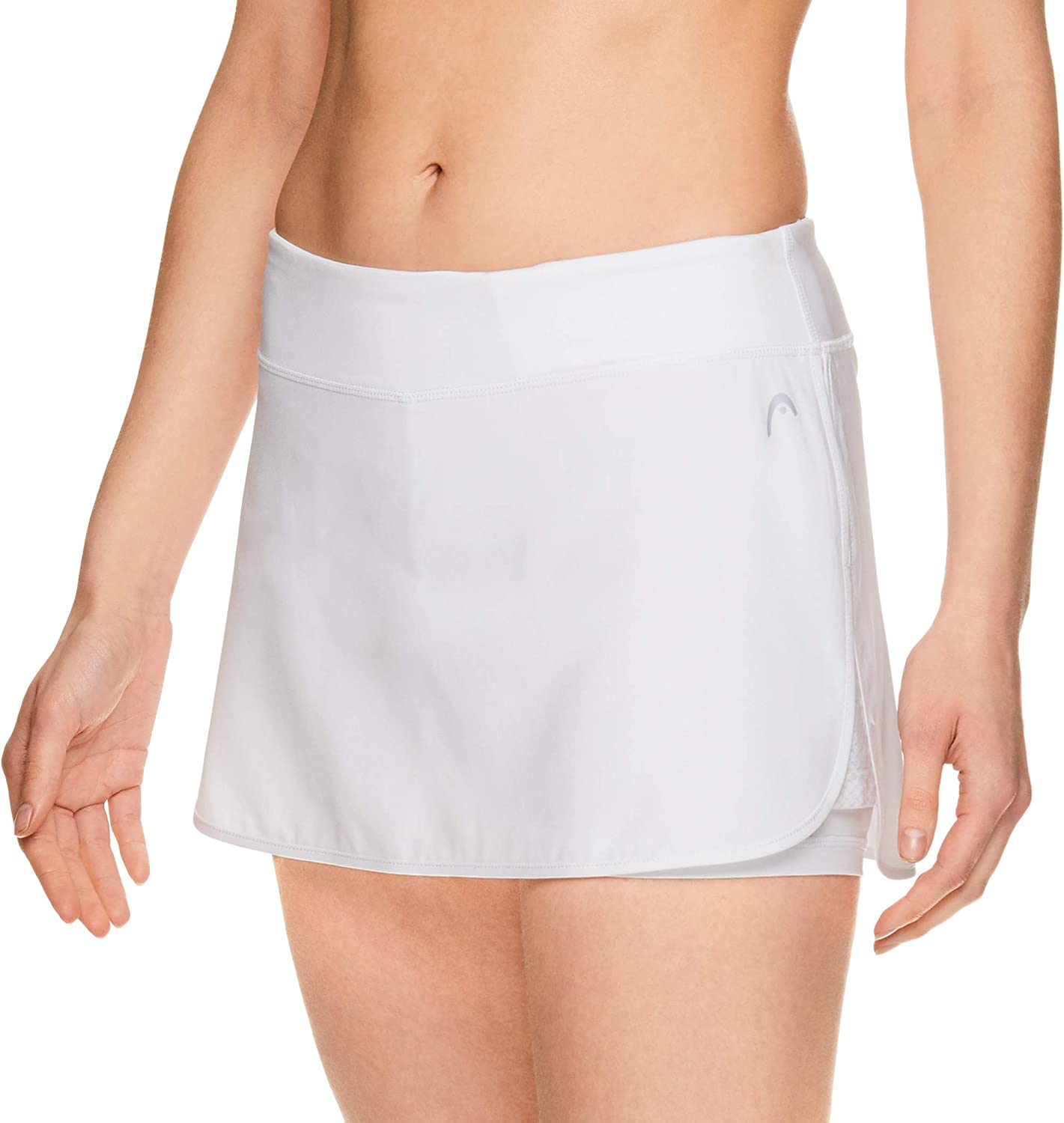 HEAD Womens Athletic Tennis Skort Performance Training /& Running Skirt