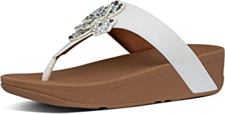 FitFlop Lottie Corsage Toe-Thongs Women's Sandals