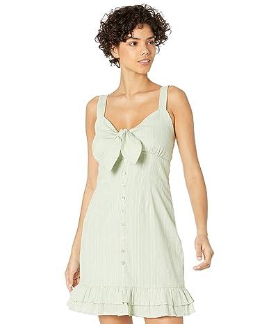 LOST + WANDER Springtime Mini Dress