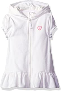 hooded swim cover up toddler