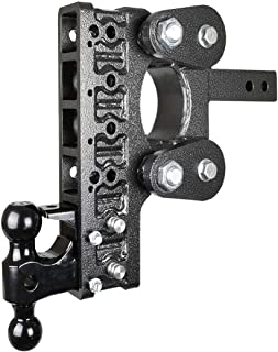 Best adjustable drop hitch receiver for lifted trucks Reviews