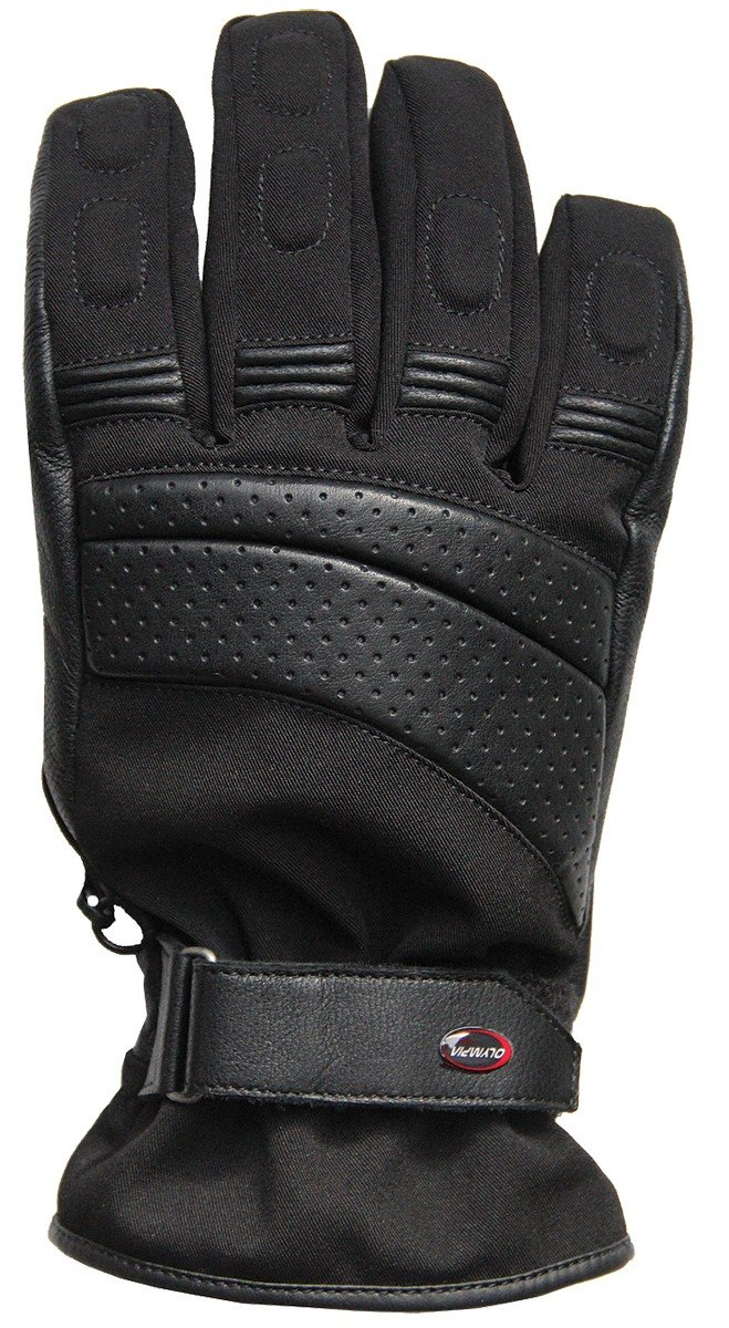 Olympia Sports Mens Touch Screen Gloves Black, Large