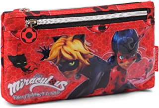 Karactermania 35510 Ladybug Defenders Estuches, 22 cm, Rojo ...