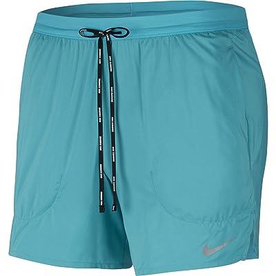 Nike Flex Stride Shorts 5 BF (Oracle Aqua/Reflective Silver) Men