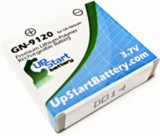 GN-14151-01 Replacement Battery for Jabra GN Netcom 9120, 9125, AHB602823, SG081003 Wireless Headset - UpStart Battery with (270mAh, 3.7V, Lithium Polymer)