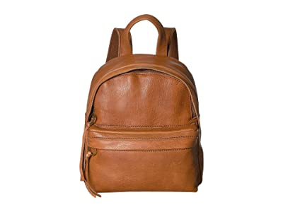 Madewell Mini Lorimer Backpack (English Saddle) Backpack Bags
