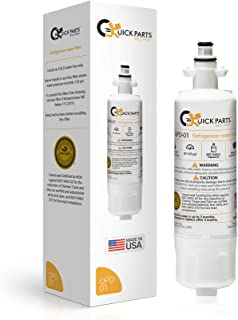 3 x QPD LT700P Replacement Refrigerator Water Filter for LG LT700P, Kenmore 46-9690, ADQ36006101, ADQ36006101-S, ADQ36006102 -Tripple pack