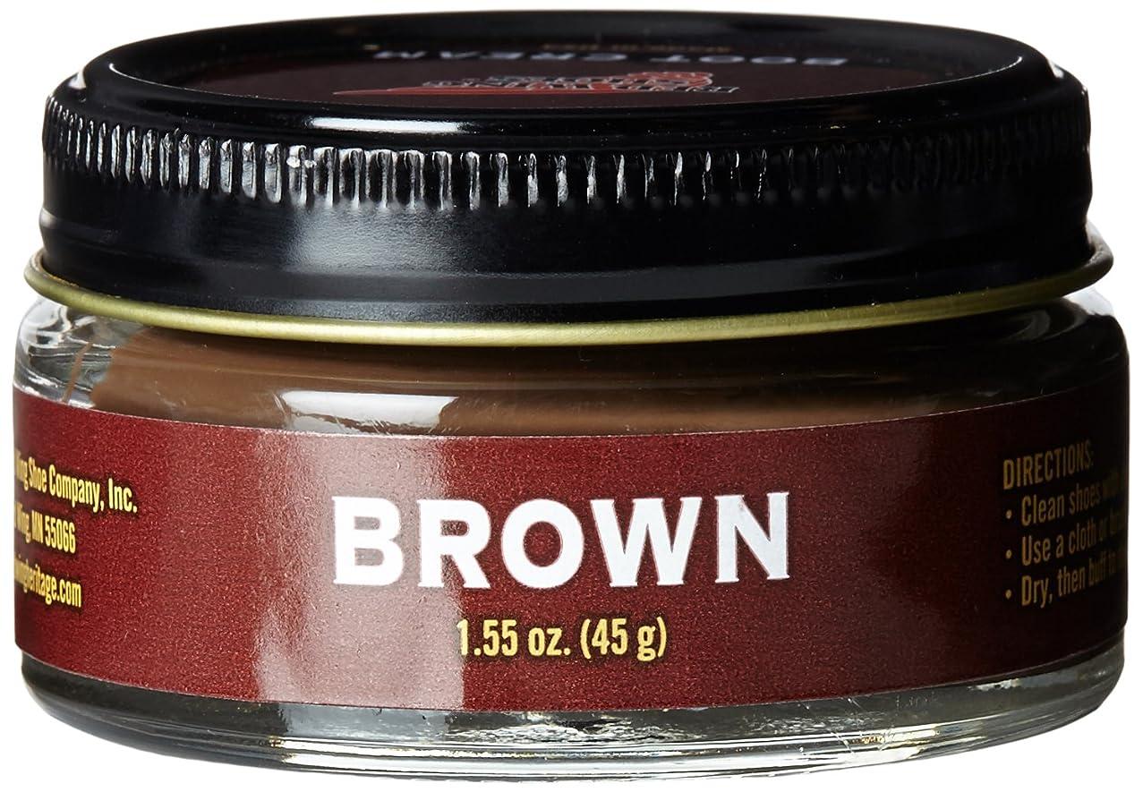 推定するベリーきょうだいREDWING Boot Cream レッドウイング ブーツクリーム 純正品/97110 97111 97112 97113 (97112 ブラウン)