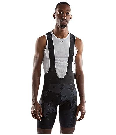Pearl Izumi P.R.O. Bib Shorts (Black Cosmic) Men