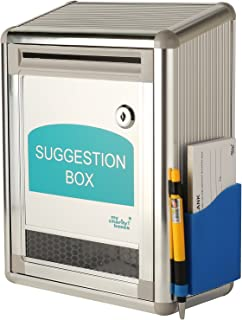 MCB ~ Aluminum Suggestion Box ~ Donation Box ~ Mail Box ~ Comment Box