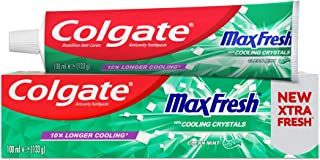 Colgate MaxFresh Clean Mint Toothpaste 100ml