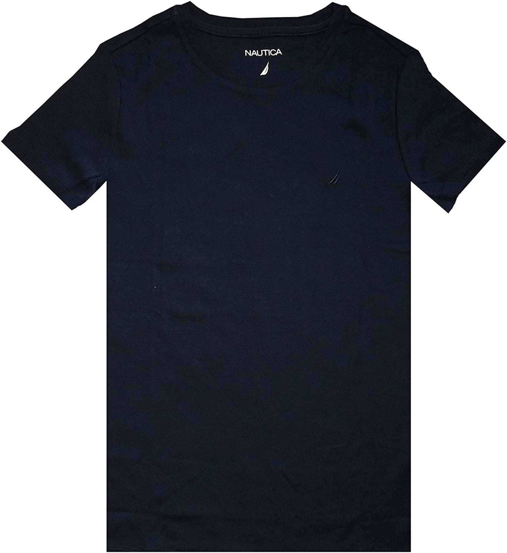 Nautica Women Classic Crewneck Short Sleeve TShirt