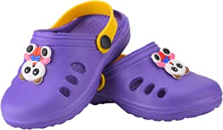 Girls Clubs Slipon's/Sandals/Hopits/Clogs and Mules for Kids for 2.5 Year to 5 Year Boys & Girls (Unisex)
