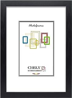 Chely Intermarket, Marco de Fotos Grandes 30x40 cm (Negro)