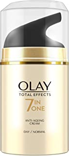 Olay Total Effects 7-in-1 Anti Aging Day Skin Cream, Normal, 50g