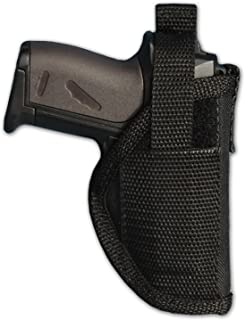 Barsony New Gun Concealment Belt Clip Holster for Mini .22 .25 .32 380 Pistols
