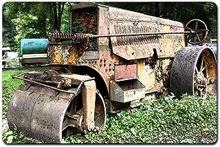 BinLtd Rusted Buffalo Springfield Roller Metal Retro Decor Vintage Tin Sign 16 x 12 Inches