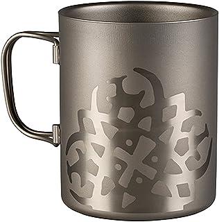 ノルディスク チタニウム ダブルウォール マグカップ 450ml NORDISK Titanium Mug Double-Wall 450 [119031]